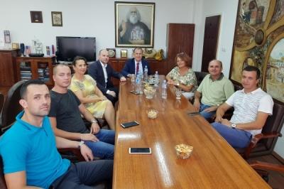 Заменик министерот за локална самоуправа Дејан Павлески во Свети  Николе-Локалните потенцијали, со поддршка од државата и од ИПА фондовите на Европската Унија, во функција на развојот на општината и на регионот