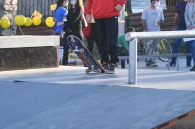 Димитровски: Скејт паркот во Кавадарци, атракција за најмладите и за туристите