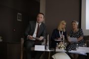 The Minister of Local Self-Government Milevski at the Conference on the Challenges of Balanced Regional Development