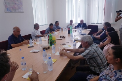 Forum lokal biznesi në komunën e Karbincit