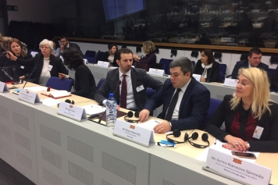 Во Брисел скрининг на поглавјето 22, регионална политика