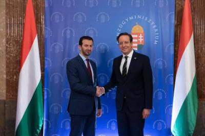 Ministri Suhejl Fazliu ka marrë mbështetje nga qeveria hungareze për ministrinë e tij për zbatimin e politikës rajonale si pjesë e procesit të përafrimit në BE