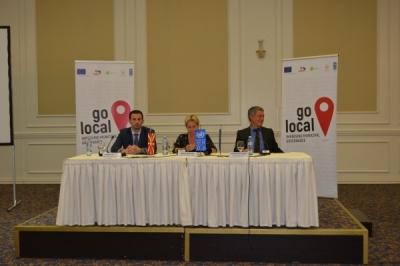 Еден милион евра  од Европската Унија за развојни планови на 30 општини и 8 Центри за развој