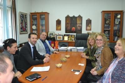 Filloi implementimi i Programit për bashkëpuim ndërkufitar me Serbinë