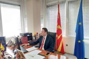 Milevski: we continue to work on building bridges of cooperation and development of the region