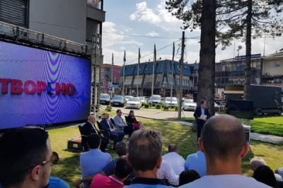 """Заменик министерот Дејан Павлески во емисијата """"Отворено"""" за проблемите и перспективите на локалната самоуправа"""