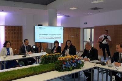Министерот за локална самоуправа Фазлиу на Форум на градови и на региони во Полска:Градовите и регионите дел од агендата на Берлинскиот процес