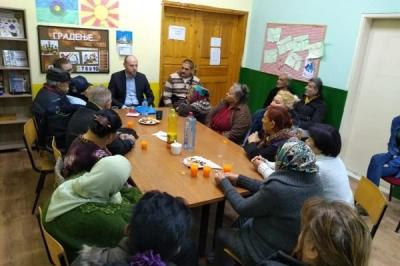 Заменикот министер Павлески на трибина ,,Ефектите од граѓанското учество во локалната самоуправа''