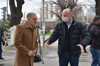 Aktivitetet për zbatimin e masave dhe rekomandimeve qeveritare në luftën kundër KOVID-19 në komunat Prilep, Resnjë dhe Manastir