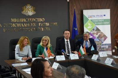 Доделени договорите за финансирање на 17 нови проекти од ИПА Програмата за прекугранична соработка меѓу Северна Македонија и Бугарија
