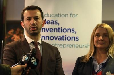 Министерот Фазлиу ја отвори регионалната обука за информатички технологии