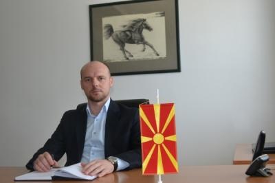 """Zëvendësministri Dejan Pavleski në emisionin debativ """"Magazina ekonomike"""" të TV Alsat"""