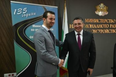 Работен состанок на министрите Фазлиу и Нанков во Софија