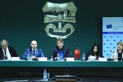 Евроинтеграцијата низ перспективата на соработка меѓу граѓанскиот сектор и локалните власти
