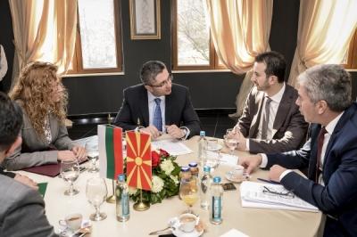 Заедничка седница на Владите на Република Македонија и на Република Бугарија