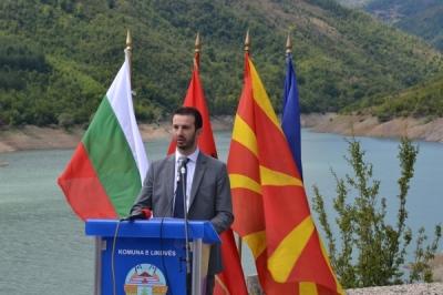 U inaugurua segmentit i asfaltuar rrugorë drejtë liqenit e Likovës