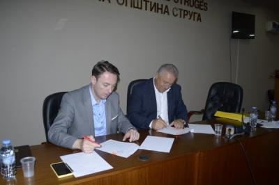 Потпишан договорот за финансирање на Југозападниот плански регион