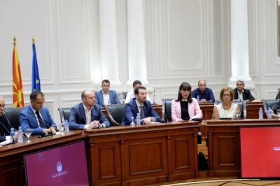 U nënshkruan kontratat për realizimin e 98 projekteve të reja për zhvillimin e rajoneve planore, fshatrave dhe zonave me nevoja specifike zhvillimore