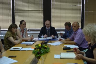 Консултации за системот на финансирање на општините