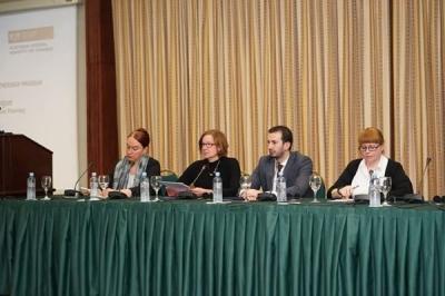 Министерот Фазлиу на регионална Конференција на Светска Банка