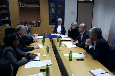 Bashkëpunim me Bankën Botërore me qëllim përmirësimin e sistemit për finansim të komunave