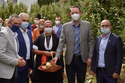 Milevski: Nëpërmjet shërbimeve më të mira komunale në rajonin e Pellagonisë ulen harxhimet dhe mbrohet mjedisi jetësor