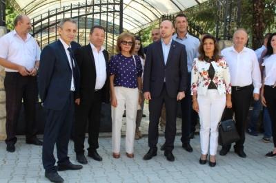 Заменик министерот Павлески во Македонски Брод: Нови локални патишта и водоводи во седум села