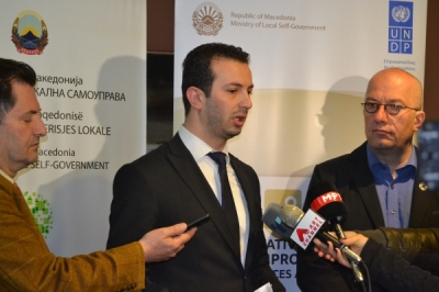 Консултации за Нацрт измените на Програмата за оддржлив локален развој и децентрализација