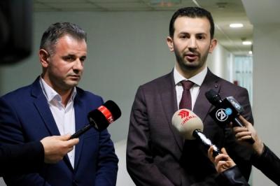 Министерот за локална самоуправа Сухејл Фазлиу  во посета на општина Чаир