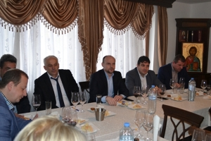 "Deputy Minister mr. Pavlevski in Negotino ""Local potentials in the function of development"""