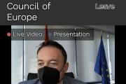 Децентрализацијата и развојот на локалната демократија, главна тема на состанокот со известувачите на Советот на Европа за локална самоуправа