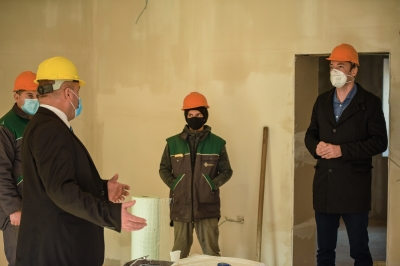 Милевски: Ги откриваме скриените атракции на Демир Хисар и Клос со поддршка на ЕУ