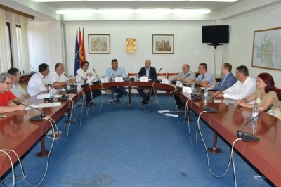 Dejan Pavleski vizitoi Qendrën për zhvillim të rajonit planifikues të Verilindjes