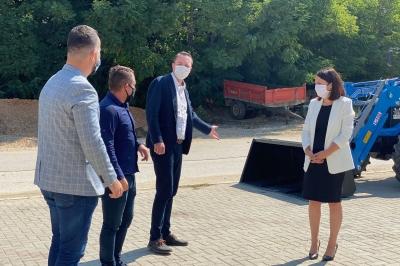 Милевски:  Преку проекти да ја развиеме општина Могила за подобро утре, како за сегашните, така и за идните генерации