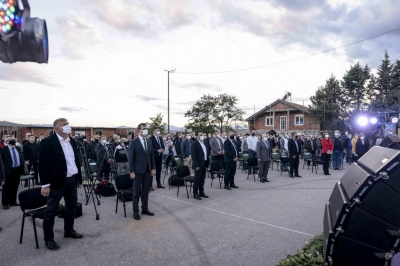 Заменикот министер Зоран Димитровски на одбележување на Меѓународниот  ден на Бошњаците