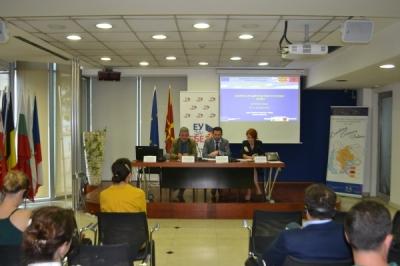 Takim informativ  për  projekte ideore në kuadër të Programit ndërkufitar midis Republikës së Maqedonisë së Veriut dhe Republikës së Shqipërisë. Fazliu: Në disponim 4.930.000 euro për projekt strategjik