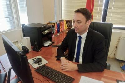 Милевски: отворен третиот повик за предлог-проекти за прекугранична соработка меѓу Северна Македонија и Албанија