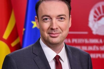 Министерот за локална самоуправа Милевски во работна посета во Албанија