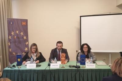 Sot filloi forumi konsultativ dyditorë në kuadër to programës për bashkëpunim ndërkufitarë mes Republikës së Maqedonisë së veriut dhe Republikës së Kosovës