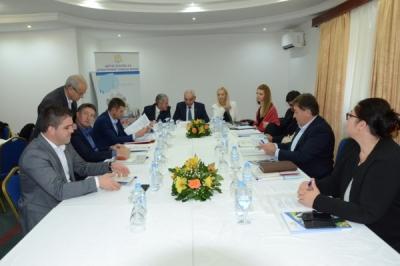 Mbledhja konstitutive e Këshillit për zhvillimin e rajonit planifikues Juglindor