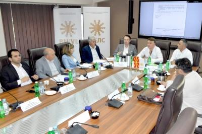 Управниот одбор на ЗЕЛС и министерот за локална самоуправа, Горан Милевски дискутираа за активностите за продолжување на  децентрализација на власта во земјава