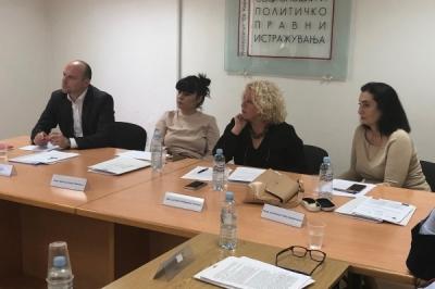 Zëvendësministri i vetëqeverisjes lokale Dejan Pavleski mori pjesë në diskutim shkencorë - profesional