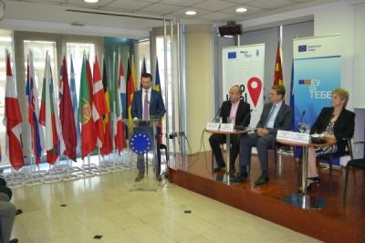 Проект од 2,3 милиони евра за поддршка на општините за испорака на подобри услуги