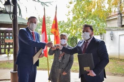 Милевски: меморандумот за соработка помеѓу МЛС и ФИТР ќе ја зголеми конкурентноста на планските региони
