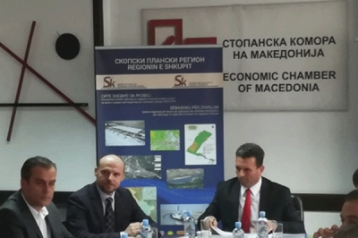 Këshilli i ri për zhvillimin e rajonit planifikues të Shkupit