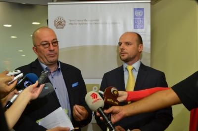 Статусот на месната самоуправа во Република Македонија