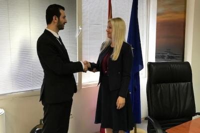 Фазлиу ја презеде функцијата министер за локална самоуправа